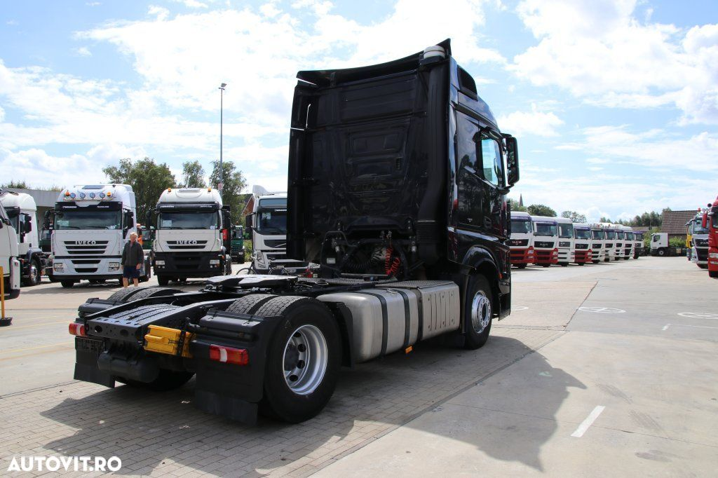 Mercedes-Benz ACTROS 1851 LS - MP4 - EURO 5 - 3