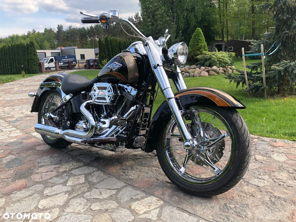 Harley-Davidson Softail CVO Softail Convertible FLSTSE2 110 cub Screamineagle ABS - 2
