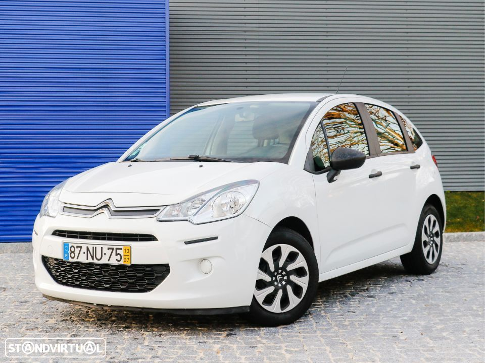 Citroën C3 1.4 HDI Active - 14