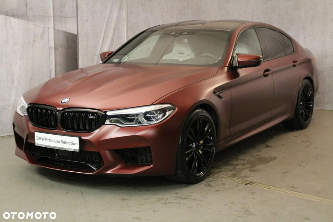 BMW M5 M5 First Edition | Head Up | 600KM - 1