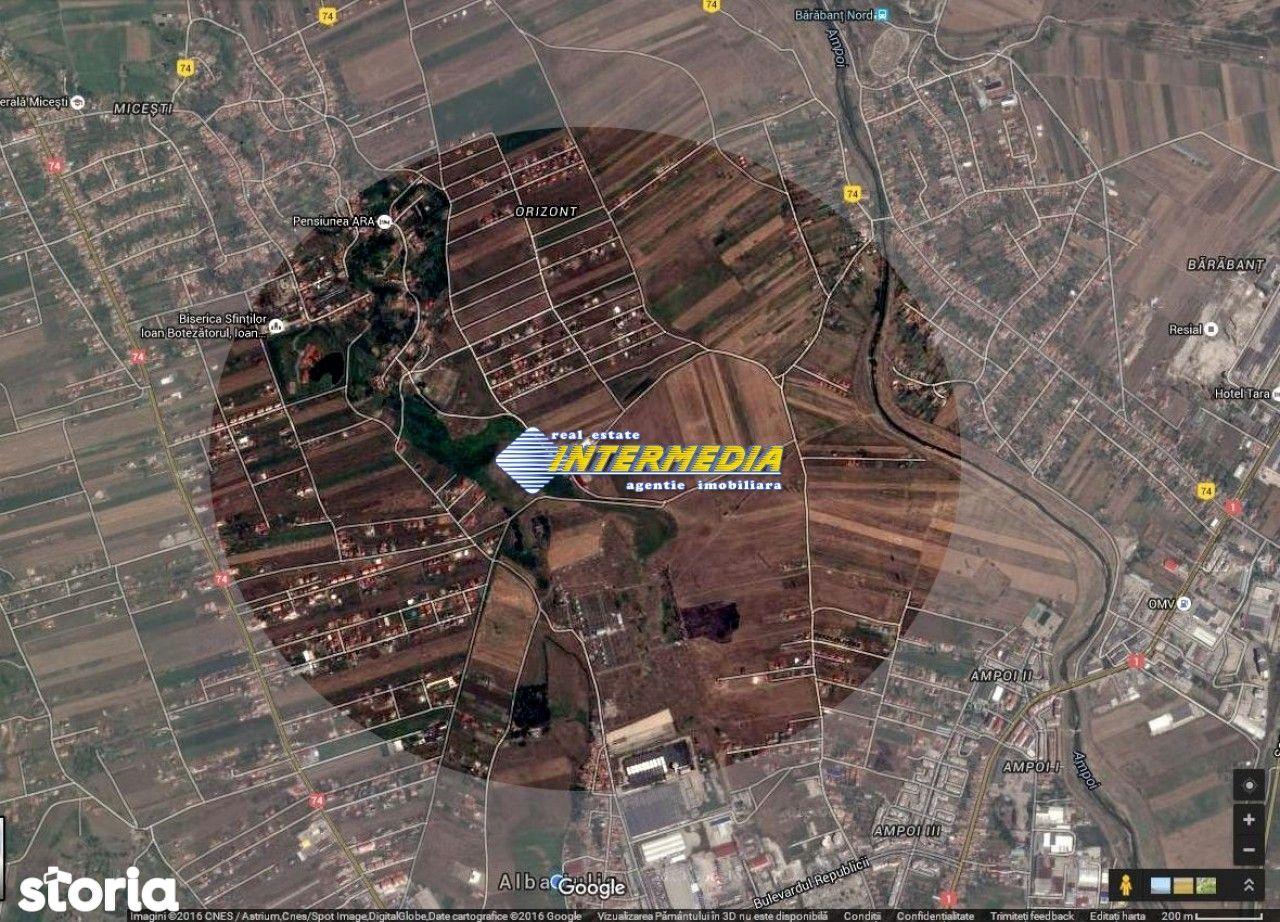 Teren de Vanzare, Alba (judet), Sântimbru - Foto 1