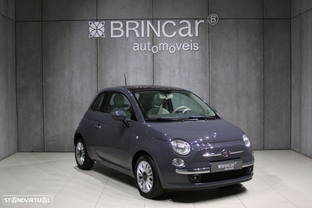 Fiat 500 0.9 8v. Twin Air Lounge - 1