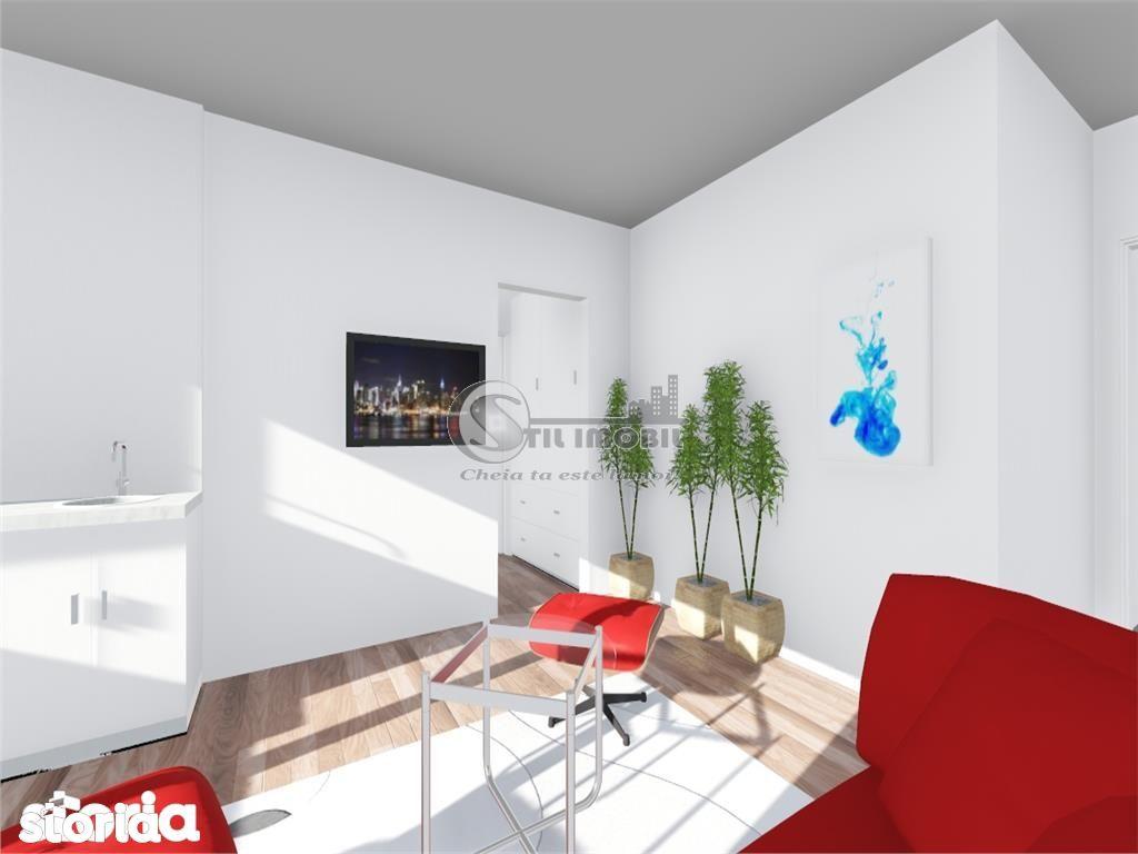 Apartament de vanzare, Iași (judet), Strada Mtr. Costache Veniamin - Foto 4