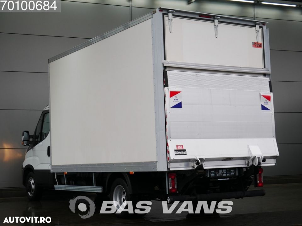 Iveco Daily 35C15 3.0 150PK Bakwagen Laadklep Koffer 19m3 Airco Cruise - 2