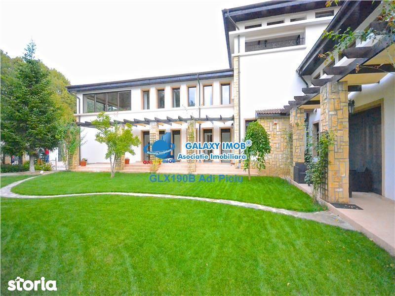Casa de vanzare, Ilfov (judet), Strada Matei Basarab - Foto 1