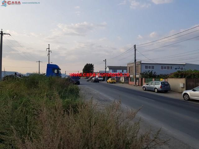 Teren de Vanzare, Constanța (judet), Strada Portului - Foto 1