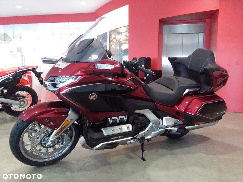 Honda GL 1800 Goldwing Tour DCT, model 2019, ASO, Gwarancja, Transport - 3