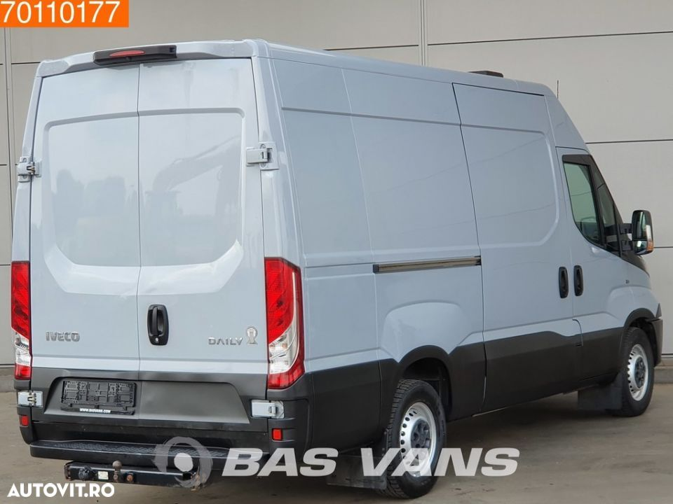 Iveco Daily 35S17 3.0L 170pk Hi Matic Automaat Luchtvering Airco L2H2 12m3 Airco Trekhaak Cruise - 5