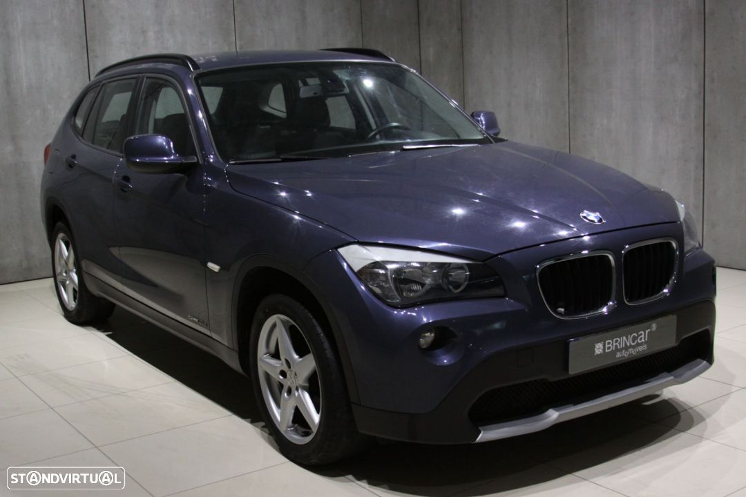 BMW X1 18d sDrive (143cv) - 6