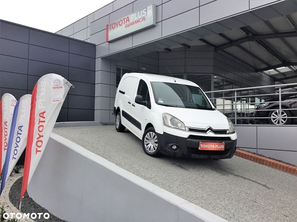 Citroën Berlingo 1.6 HDi Attraction - 1