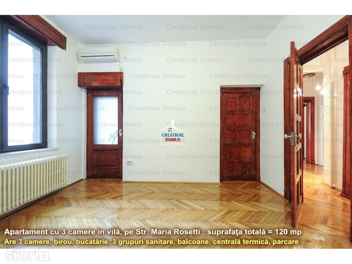 Apartament de inchiriat, București (judet), Strada Maria Rosetti - Foto 4