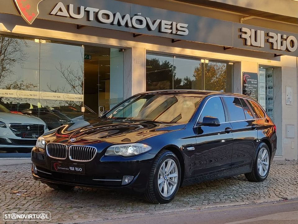 BMW 520 D Touring executive - 1
