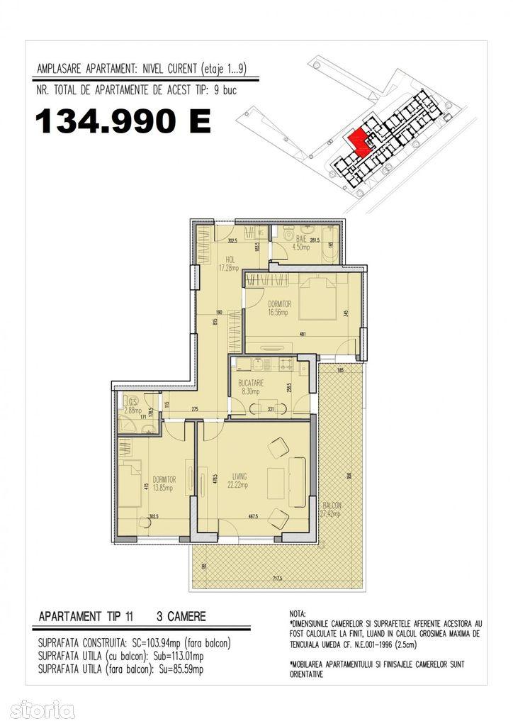 Apartament de vanzare, Bucuresti, Sectorul 3, Splaiul Unirii - Foto 12