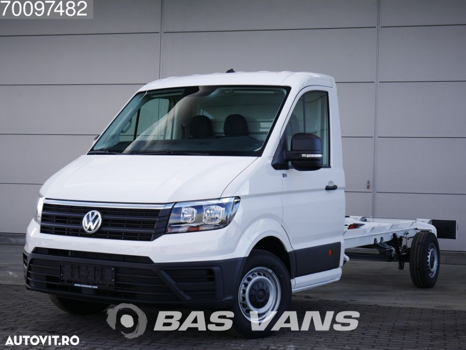 Volkswagen Crafter 2.0 TDI 140PK Nieuw Enkellucht Chassis cabine Cruise control Airco Cruise - 1