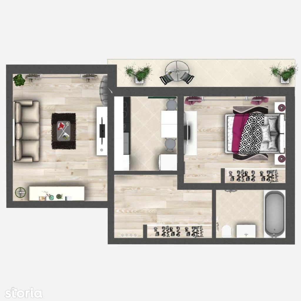 Apartament de vanzare, Iasi, Bucium - Foto 3