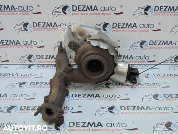 Turbosuflanta , Vw Golf 6 (5K1) 2.0tdi, CBA (id:235023) - 2