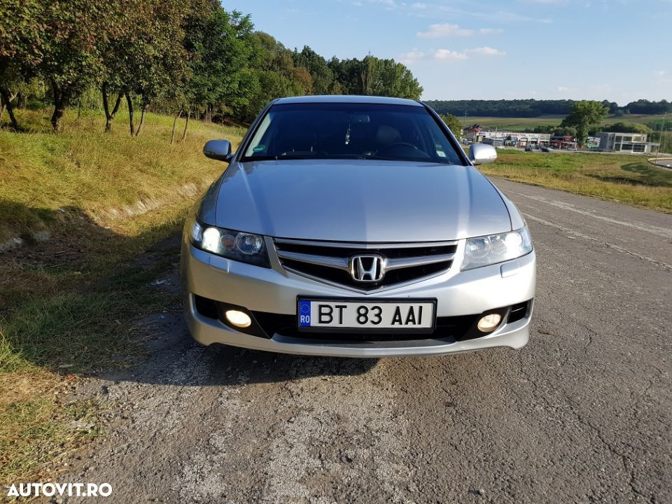 Honda Accord VII - 1