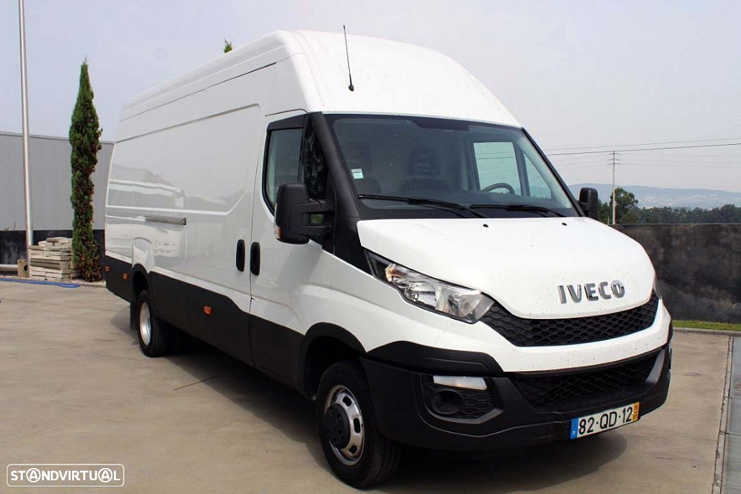 Iveco Daily 35 130 RD Furgao - 1