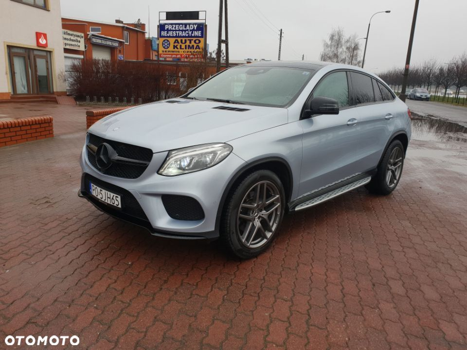 Mercedes-Benz GLE 350CDI 4 MATIC 300ps AMG Panor Nawi Night Pakiet ILS Model 2017 Fv 23% - 14