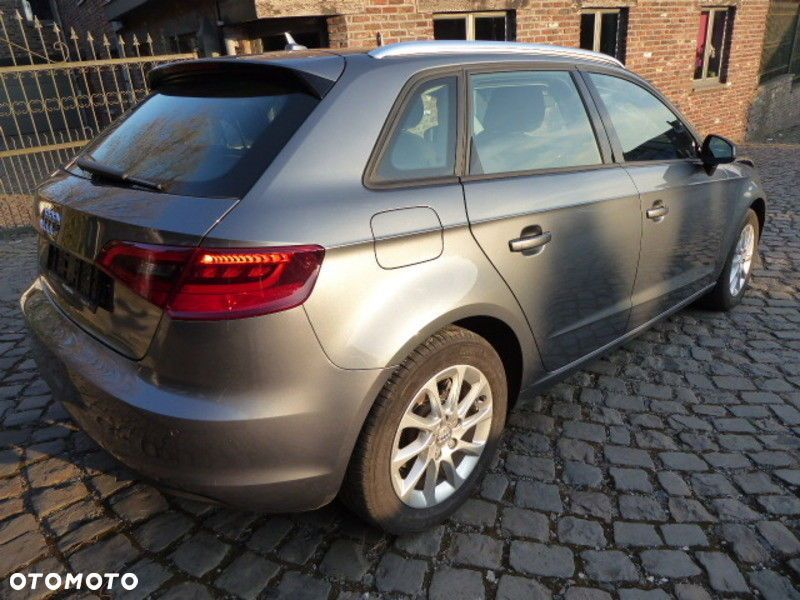 Audi A3 Sportback Attraction - 1