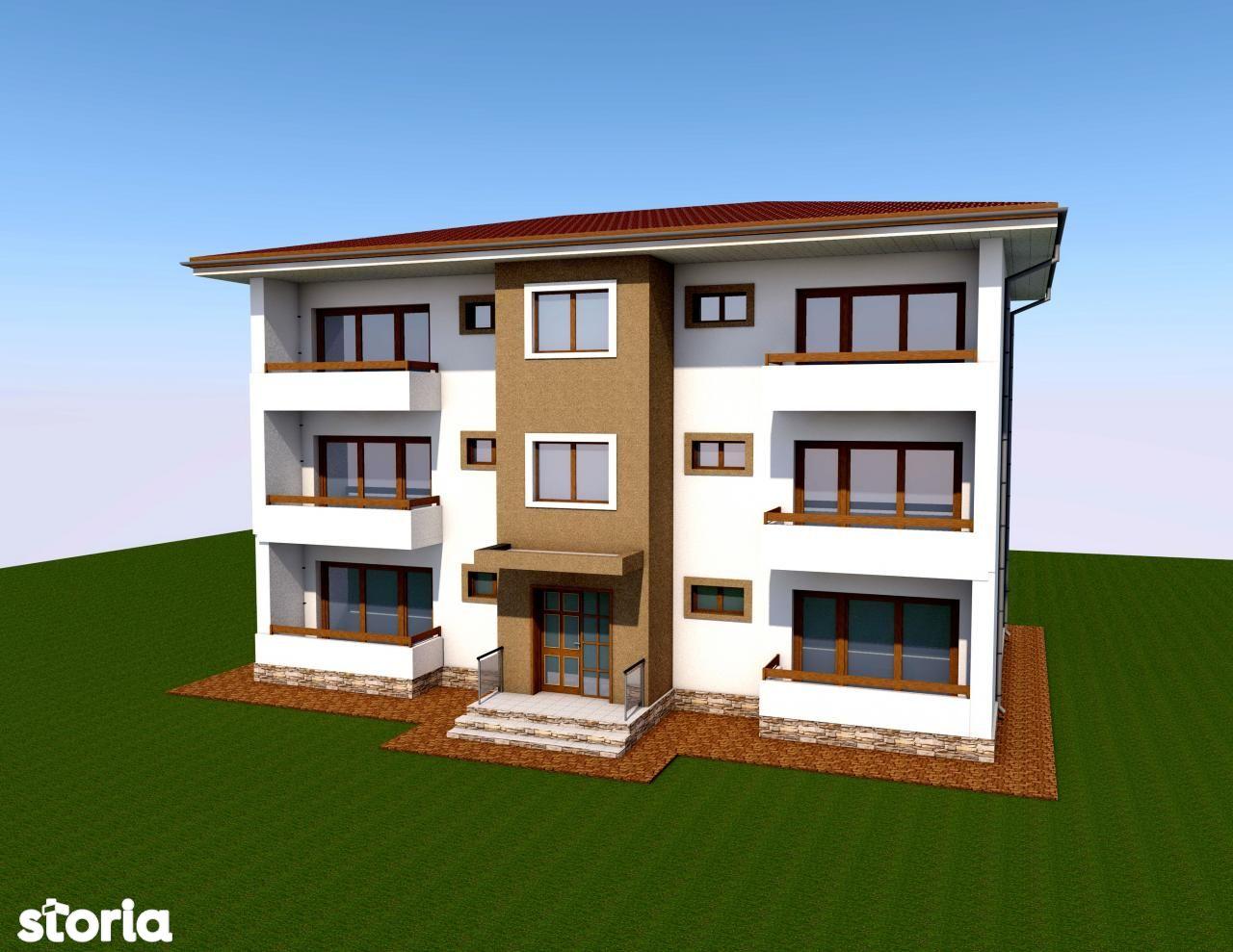Apartament de vanzare, Iași (judet), La Castele - Foto 1