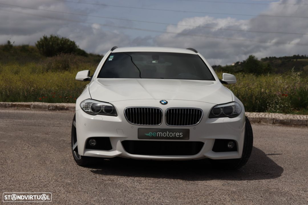 BMW 520 DA Touring Pack M - 25