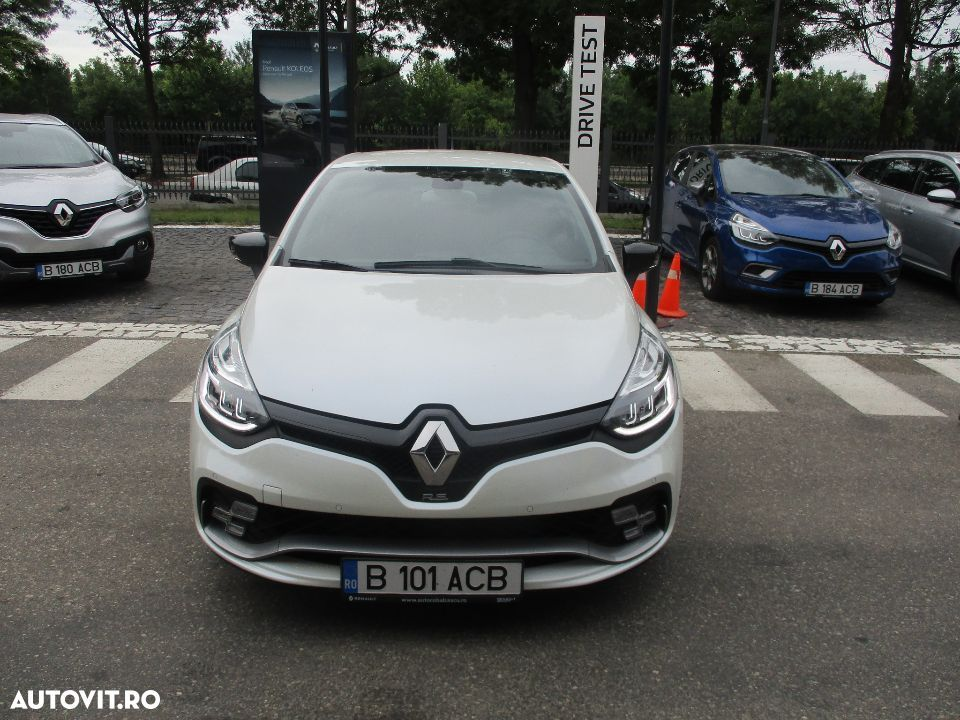 Renault Clio RS - 1