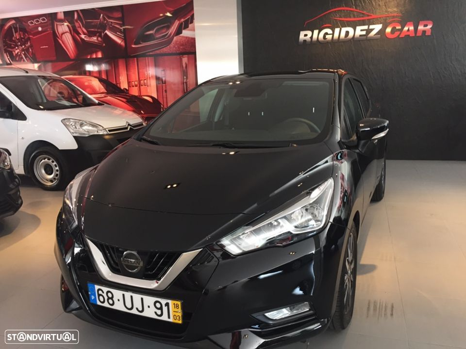 Nissan Micra 1.5 Dci n-connecta GPS - 1