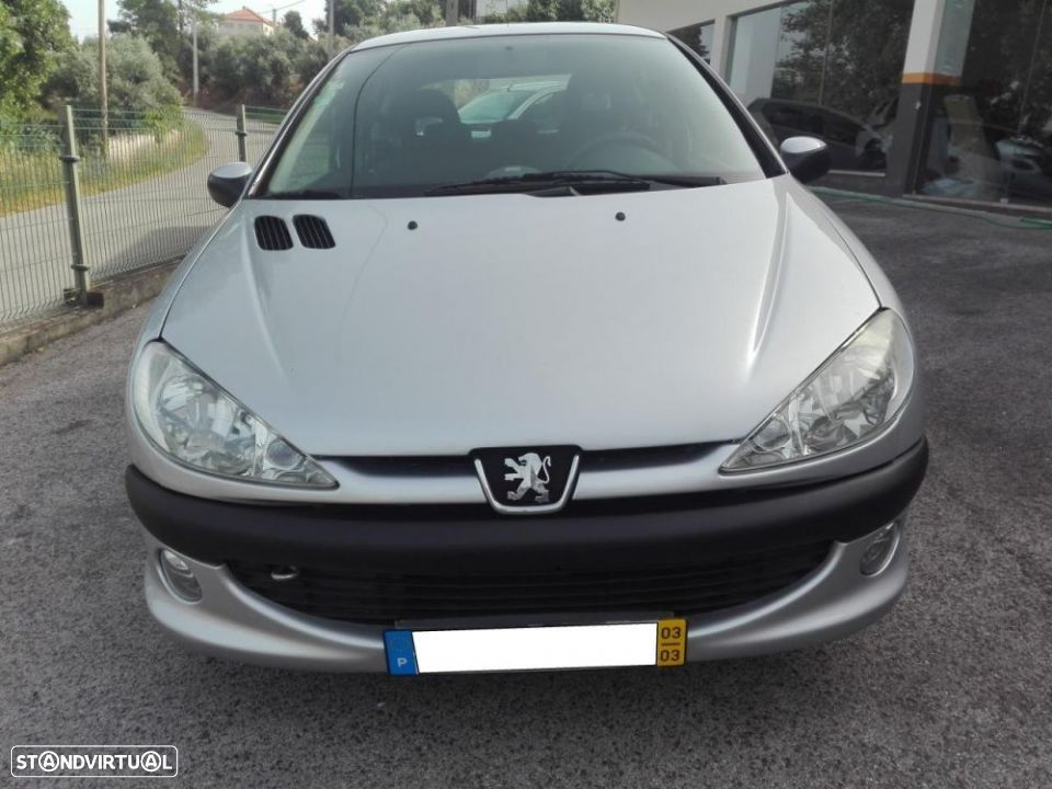 Peugeot 206 1.4 Quick Silver - 1