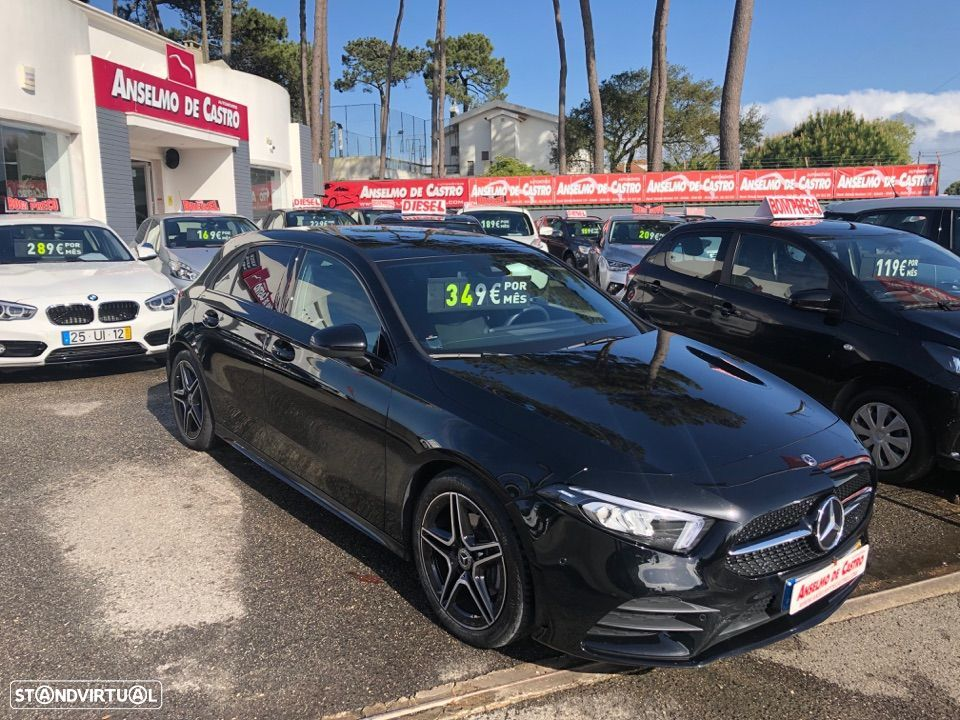 Mercedes-Benz A 180 AMG 7 tronic - 1