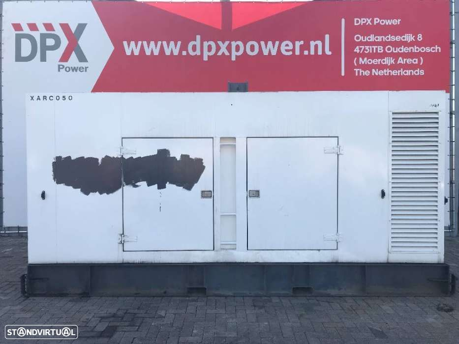 Scania Canopy Only for 550 kVA Genset - DPX-11404-A - 1