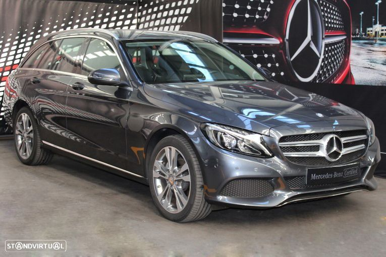 Mercedes-Benz C 220 Station Avantgarde - 1