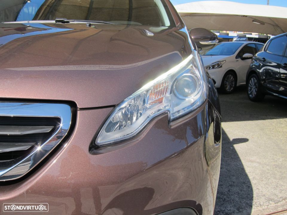 Peugeot 2008 1.4 HDi Active - 2