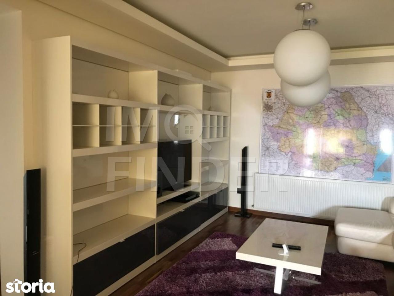 Apartament de inchiriat, Cluj (judet), Strada Păltiniș - Foto 8