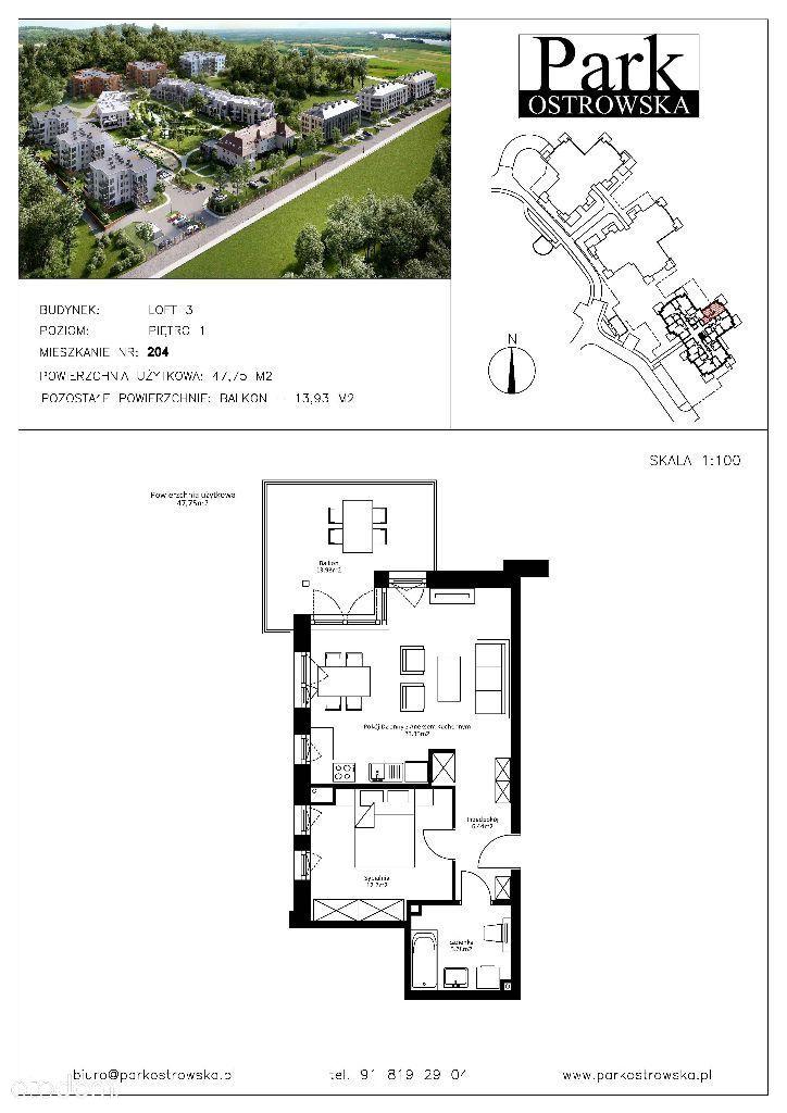 Mieszkanie na sprzedaż, Szczecin, Żelechowa - Foto 4