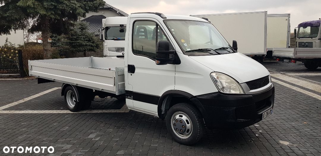 Iveco 50C15**35C15**SKRZYNIOWY 4,20*DAILY*PAKA  Faktura VAT 23% - 12