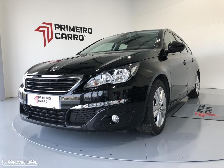 Peugeot 308 SW 1.6 HDI Business Pack GPS 120cv - 18