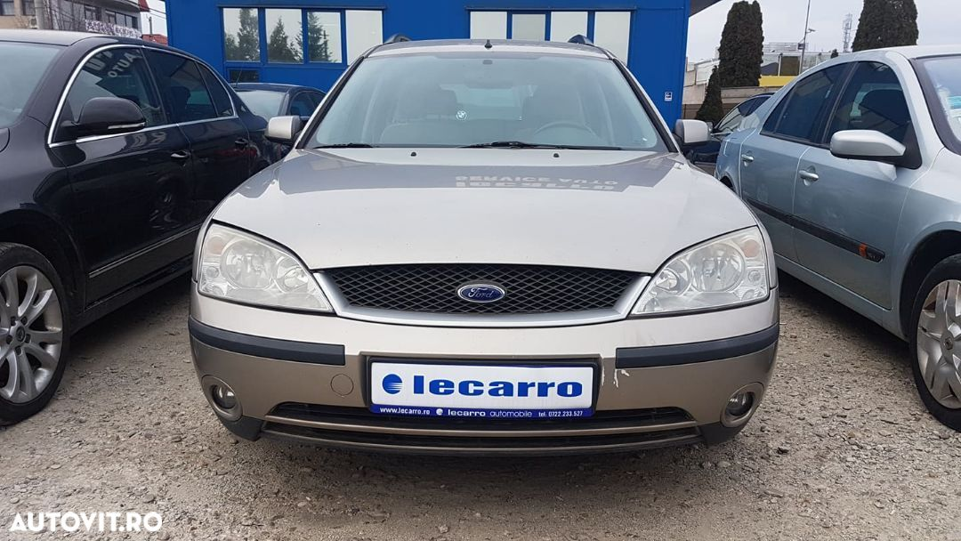 Ford Mondeo Mk2 - 6