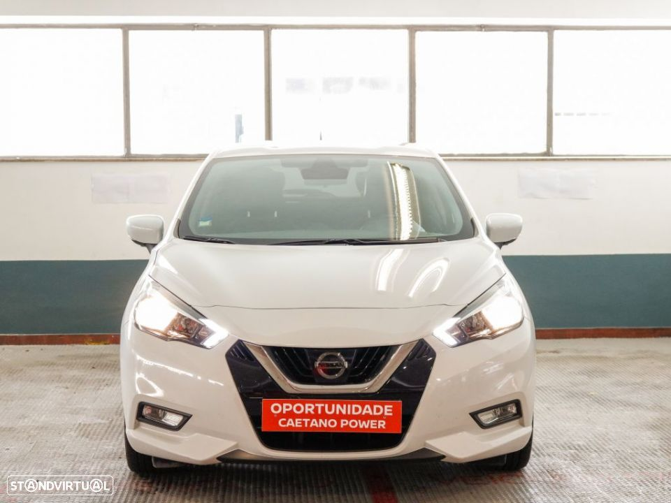 Nissan Micra 1.5dCi 66 kW (90 CV) S&S N-Connecta - 3