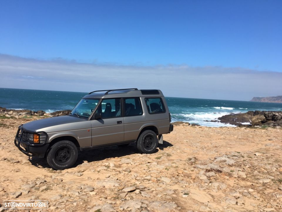 Land Rover Discovery 2.5 TDI - 1