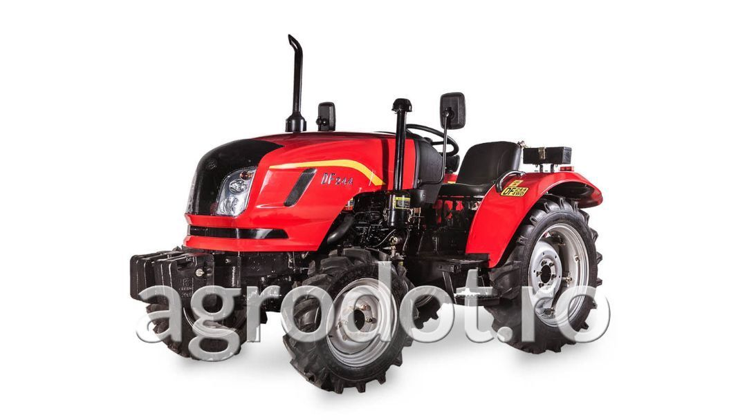 Tractor DONGFENG-224 4x4 - 1