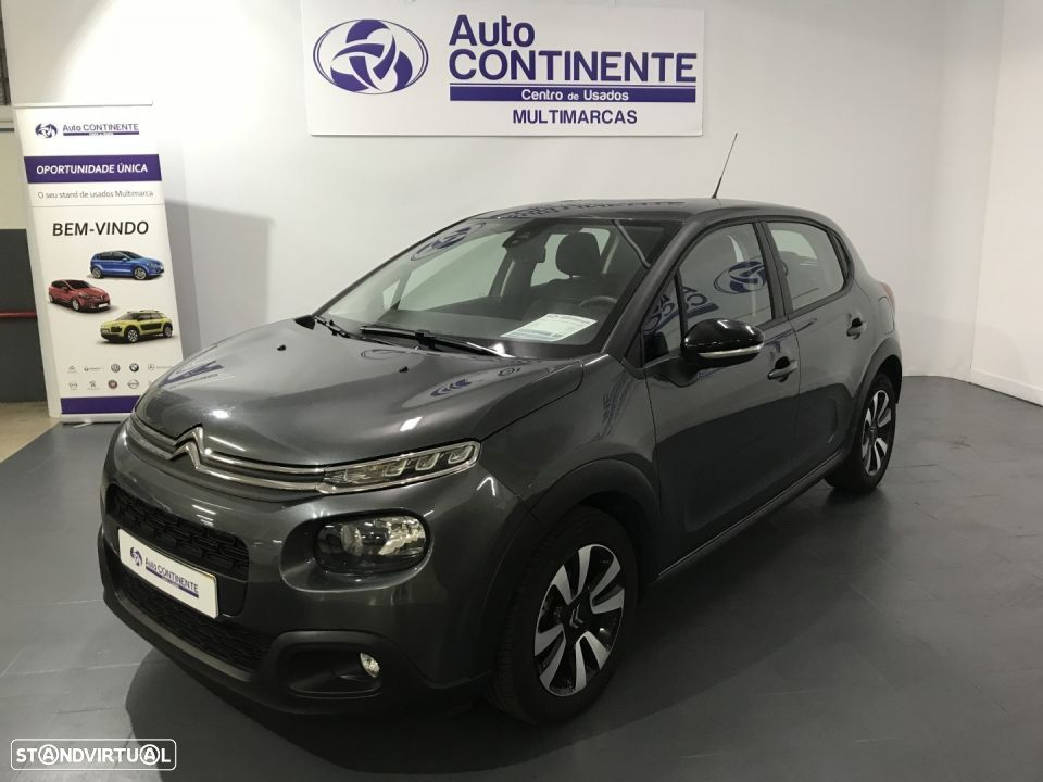 Citroën C3 1.6 BlueHDi 75 CVM Feel - 1