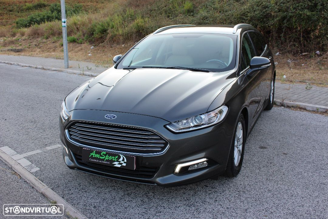 Ford Mondeo SW 1.5 TDCI ECONETIC BUSINESS - 5