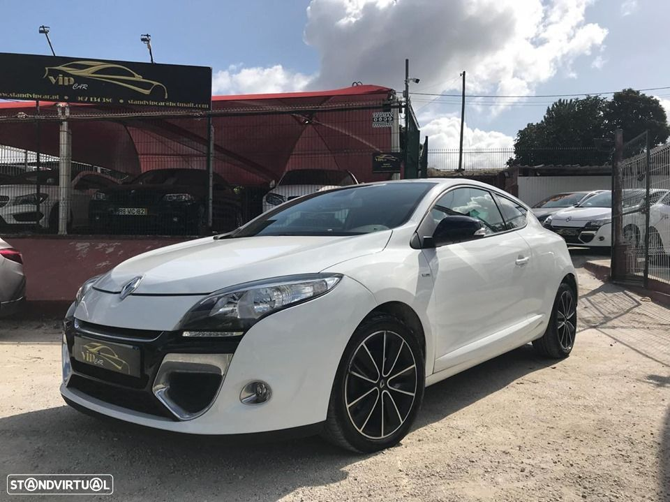 Renault Mégane Coupe 1.5 dCi Bose Edition SS - 2