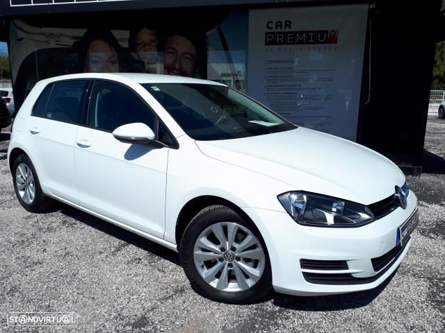 VW Golf 1.6 TDi 110cv TRENDLINE - 1