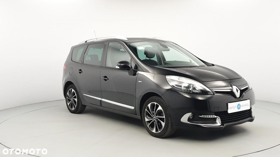Renault Grand Scenic 1.5 dCi Automat FV23%, system Bose, tempomat - 9