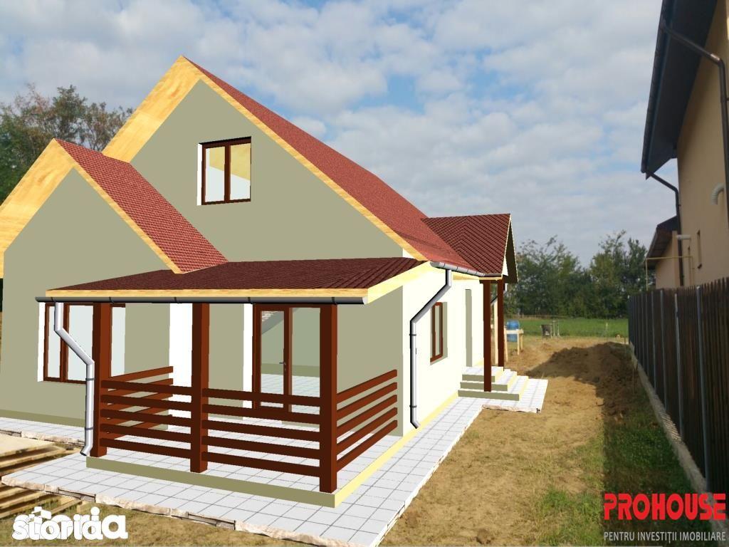 Casa de vanzare, Bacău (judet), Măgura - Foto 4