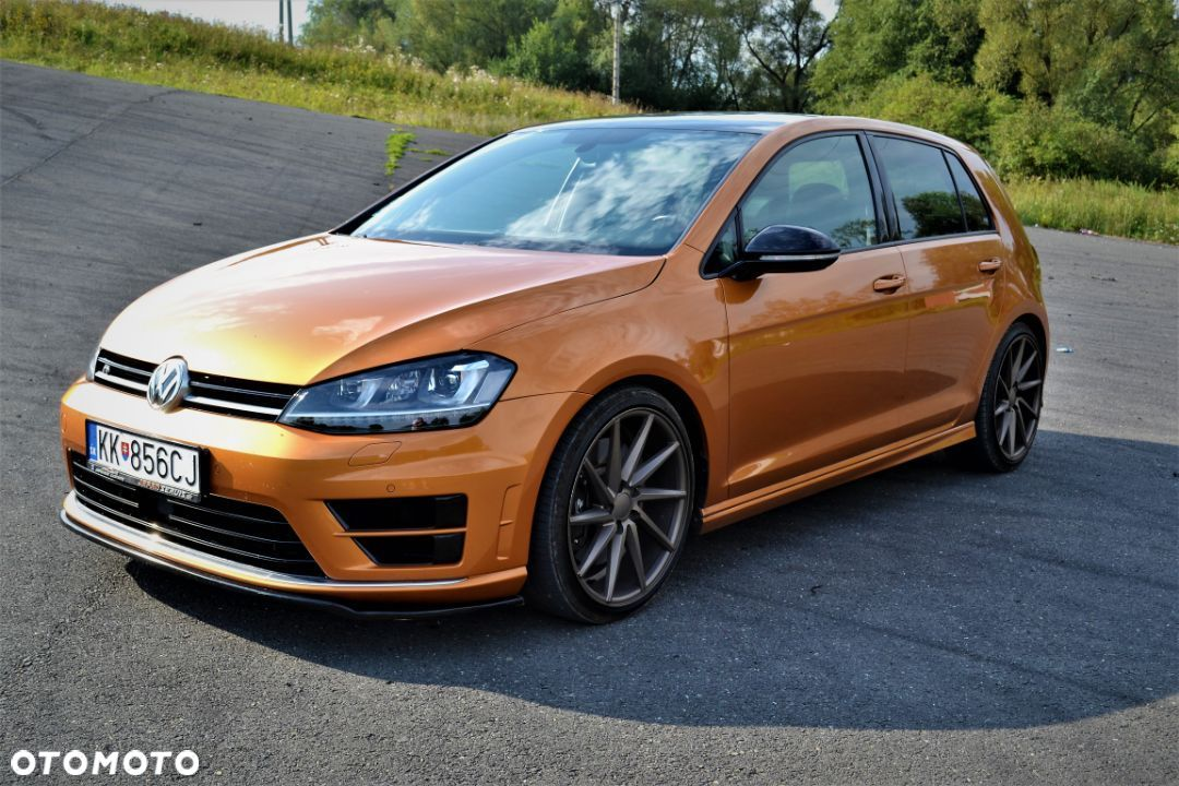 Volkswagen Golf R 4motion DSG - 1