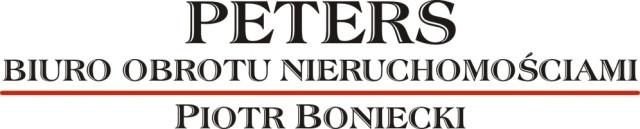 PETERS Biuro Obrotu Nieruchomościami Piotr Boniecki