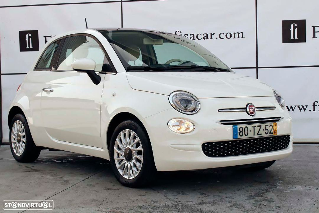Fiat 500 U CONNECT 2017 ( GPS LINK ) - 22